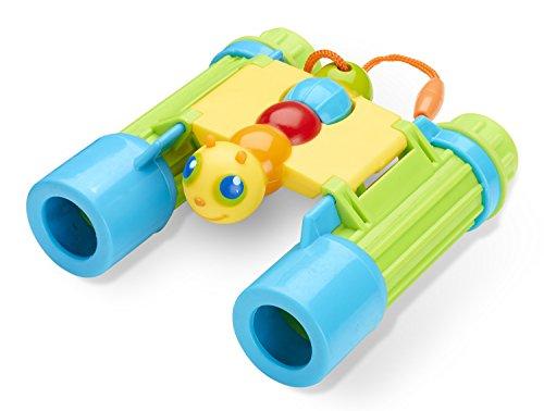 Melissa & Doug Melissa & Doug Sunny Patch Giddy Buggy Binoculars Toy, Multi Color