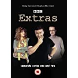 Extras: The Complete Series 1 & 2 [2005] [DVD]by Ricky Gervais