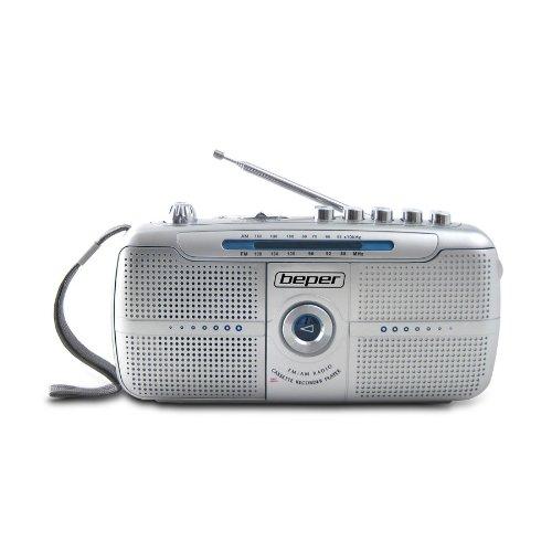 beper-el202-radio-portable-magnetophone-argente