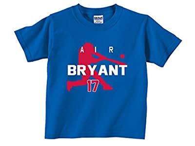 "Kris Bryant Chicago Cubs ""Air Bryant"" TODDLER T-Shirt"