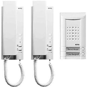 RITTO 16732/70 Minivox WohntelefonSet 2WE weiss  BaumarktBewertungen