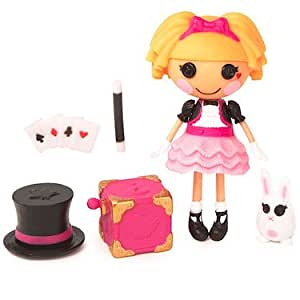 Lalaloopsy 3 Inch Mini Figure with Accessories Misty Mysterious