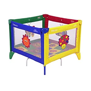 Graco TotBloc Pack 'N Play Playard with Carry Bag