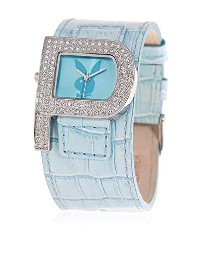 PLAYBOY Reloj de cuarzo Woman PB0189BL 33.0 mm