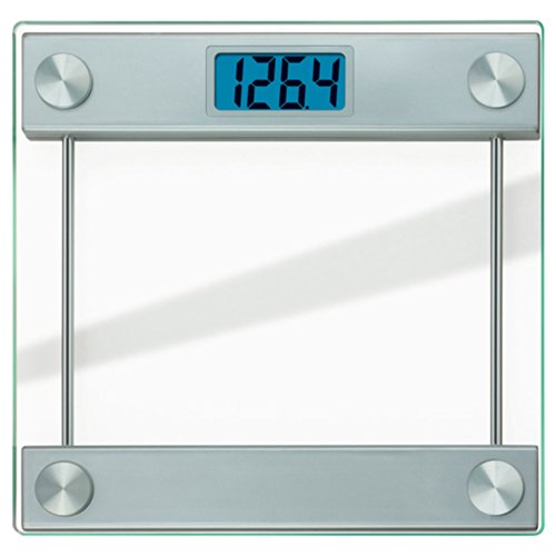 Taylor 7519 Thick Glass Scale with LCD Blue Backlit Display