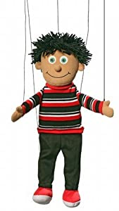 Marionette Jose by Silly Puppets