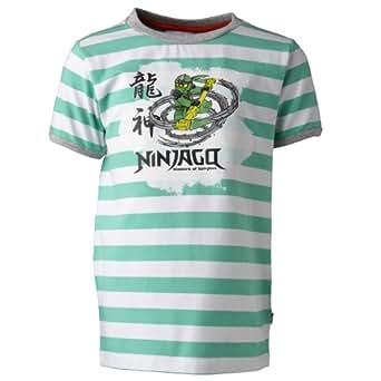 Lego Wear - t-shirt - garçon - vert (dusty green) - 152 cm