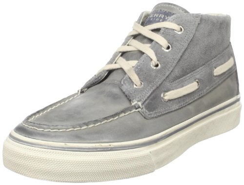 Sperry da uomo Sperry Bahama Chukka Low-Top Sneaker, grigio (Grey), 39