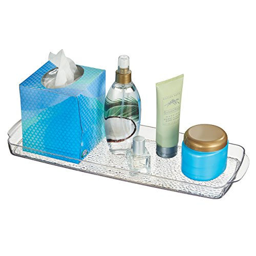 mdesign-bathroom-countertop-or-toilet-tank-storage-tray-for-towels-candles-jewelry-clear