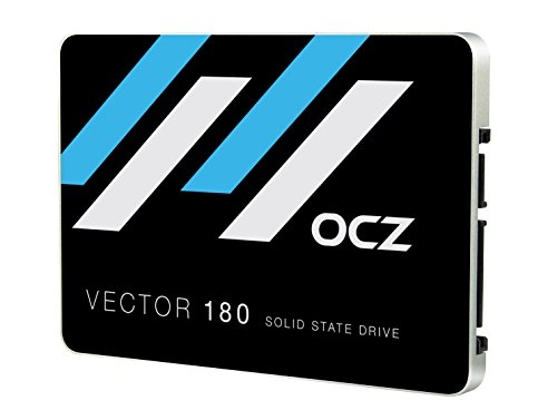 OCZ Storage Solutions Vector 180 Series 960GB 2.5-Inch SATA III SSD with Toshiba A19nm NAND VTR180-25SAT3-960G