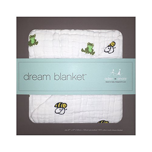 Aden + anais Muslin Baby Dream Blanket, Mod About Baby