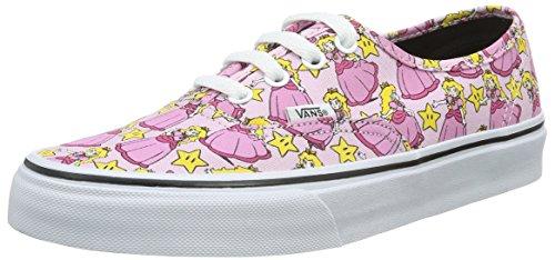 vans-authentic-zapatillas-unisex-adulto-rosa-nintendo-princess-peach-39-eu