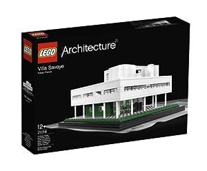Lego Architecture - 21014 - Jeu de Construction - Villa Savoye
