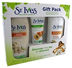 St. Ives Skin Care Gift Pack from St. Ives