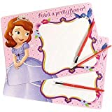 Disney Junior Sofia the First Watercolor Paint Boards (4)