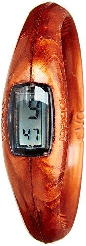 ioion-e-cpr03-ii-montre-mixte-quartz-digitale-date-heure-bracelet-silicone-bronze