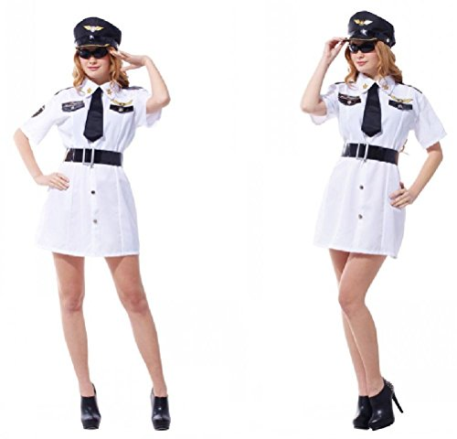 Ponce Halloween Cosplay Costumes Adult Female Swat