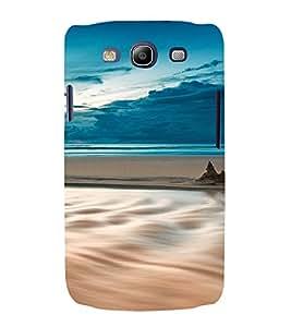 PrintVisa Travel Beach Art Design 3D Hard Polycarbonate Designer Back Case Cover for Samsung Galaxy S3 Neo