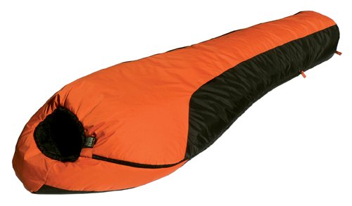Mummy Sleeping Bag: High Peak Mt. Rainier WATERPROOF ~ MINUS 20 Degree F. -20 Degree F.