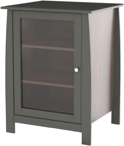 Lowest Prices! Nexera 102217 Profile 1-Door Audio Tower, Espresso