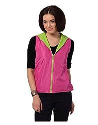 Yepme Women's Multi-Coloured Polyester Jacket-YPMJACKT5026_S