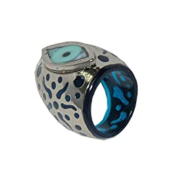 Evil Eye Ring (I Goth You)