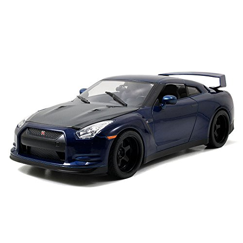 Jada Toys Fast & Furious 1 18 Diecast Nissan GT R Vehicle (Nissan Gtr Model compare prices)