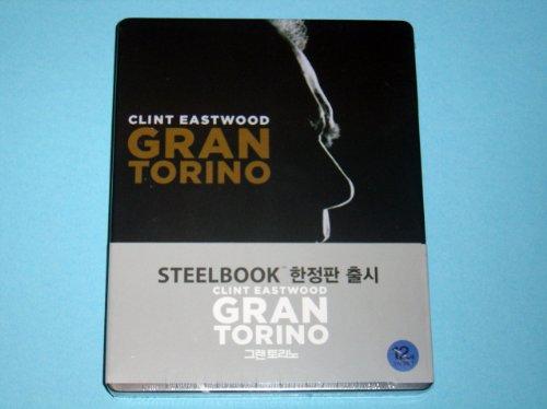 Gran Torino Korea Limited to 200 Copies Blu-Ray Steelbook Edition Region Free (Gran Torino Blue Ray compare prices)