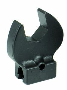 SK Hand Tool SKT9000 Interchangeable Head Open End Torque Wrench, 1/4-Inch