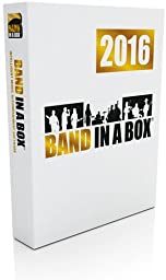 Band-in-a-Box 2016 Audiophile Edition (Win-Portable Hard Drive)