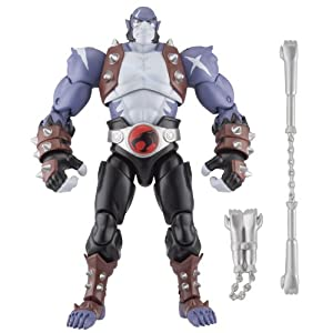Thundercats Action Figure on Amazon Com  Thundercats Panthro 6  Collectors Action Figure  Toys
