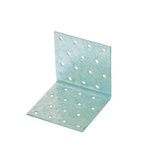 Lochplattenwinkel, Maße:60 x 60 x 60 mm