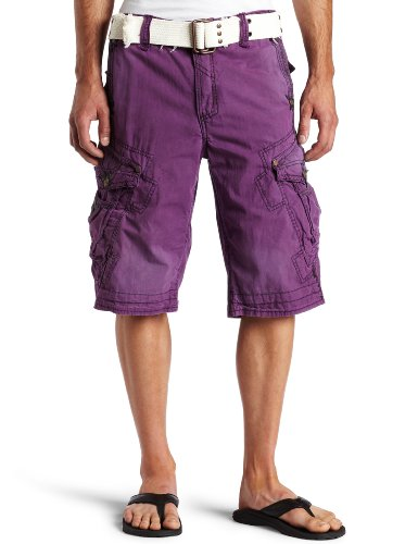 Jet Lag Men's Bebo Cargo Short