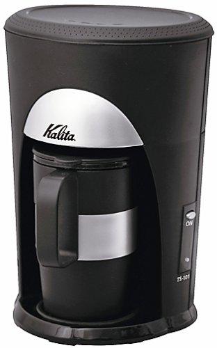 おすすめの1人用コーヒーメーカー4選:欲しい時に欲しい分だけ 2番目の画像