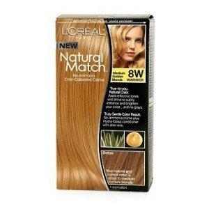amazoncom loreal natural match hair colour medium