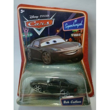 [Mattel] MATTEL Cars Disney Pixar Cars Bob Cutlass Supercharged (japan import)