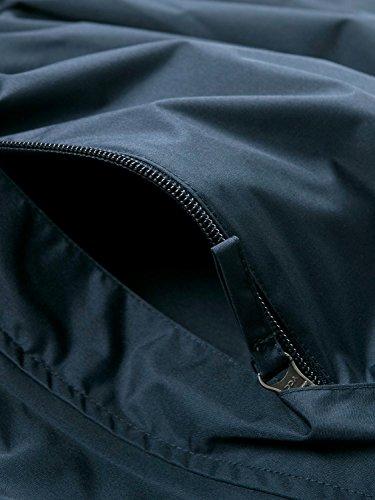 aparso Damen Regenhose Funktionshose wasserdicht winddicht atmungsaktiv mit Reißverschluss (L, Blau) -