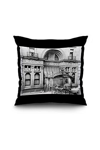 entrance-to-the-waldorf-astoria-hotel-nyc-photo-18x18-spun-polyester-pillow-black-border