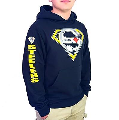 Pittsburgh Steelers Superman Hoodie