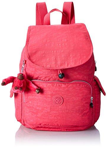 Kipling Women S Women S City Pack Vibrant Pink My Best Backpack