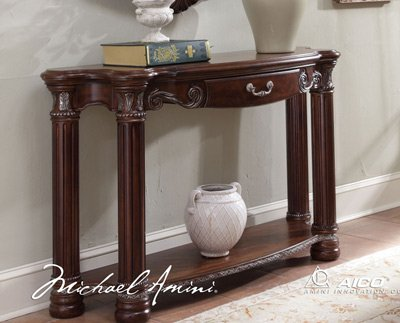 Cheap Monte Carlo II Cafe Noir Console Table – Aico N53223-46 (N53223-46)