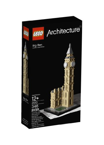 LEGO Architecture 21013 Big Ben Amazon.com