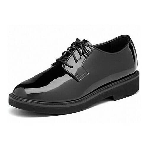 High Gloss Military Dress Shoes
