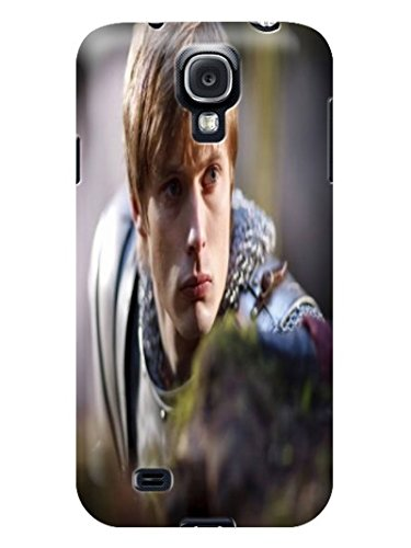 Fashion E-Mall Coolest TPU Logo case Top Samsung Galaxy S4 Stars Merlin Designer Cover