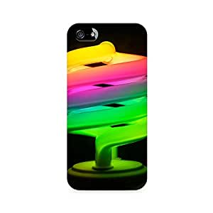 Mobicture Pattern Premium Designer Mobile Back Case Cover For Apple iPhone 5/5s