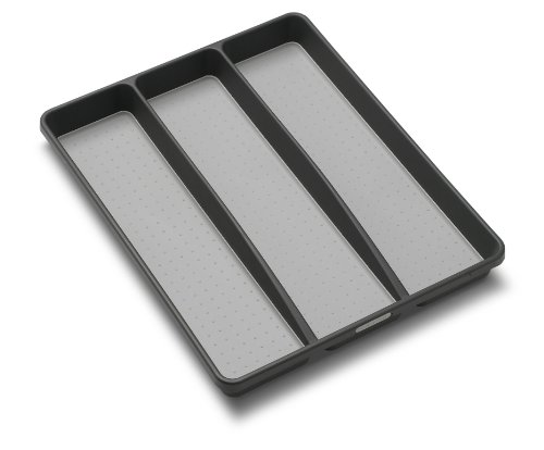 Madesmart 1 3 4 By 16 By 12 3 4 Inch Utensil Tray Granite