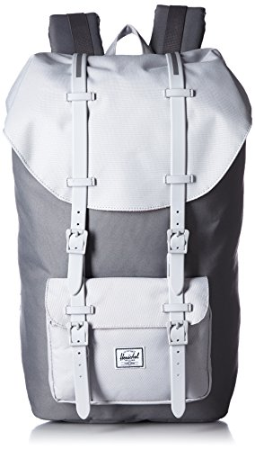 Herschel Supply Company SS16 Casual Daypack, 25 Liters, Grey/ Lunar Rock