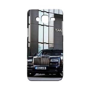 BLUEDIO Designer 3D Printed Back case cover for Samsung Galaxy A3 - G2500