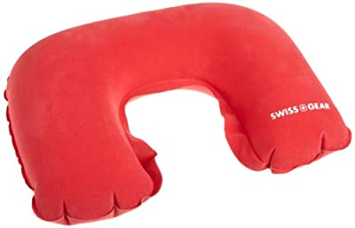 Swiss Gear Travel Pillow With Inflatable Pouch