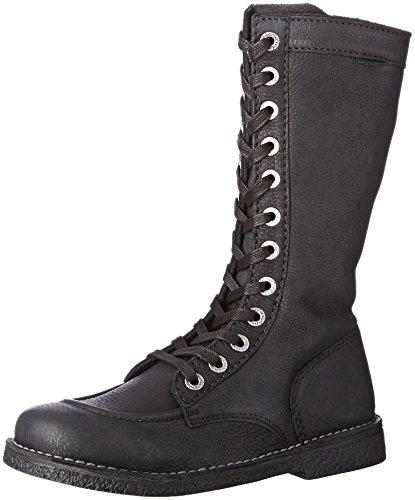 KickersMeetkiknew - Stivali classici al ginocchio Donna , nero (nero), 38 EU